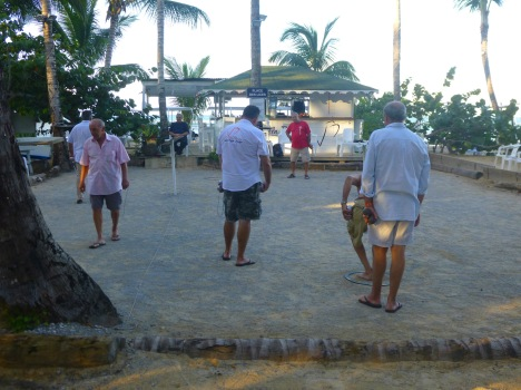 Las Terrenas: La Place des Lices
