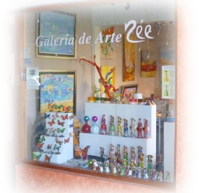 Le Paseo, décidément fourmille de spots sympas, la Galerie Née en fait partie, de délicieuses toiles à partir de tous petits prix.